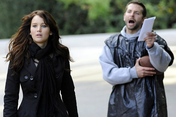 """Silver Linings Playbook"" is about something that is relevant today -- mental illness, bipolar disorder -- and I feel a Best Picture winner should act as a societal time capsule. The other front-running films indicate we are looking to the past for answers. Which may be true."