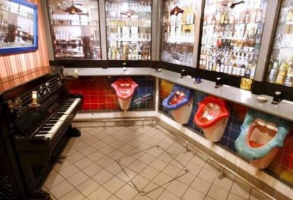 urinals PLAY