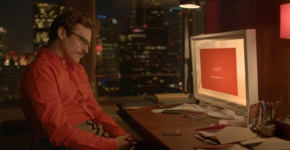 """Joaquin Phoenix searches for meaning in """"Her."""""""